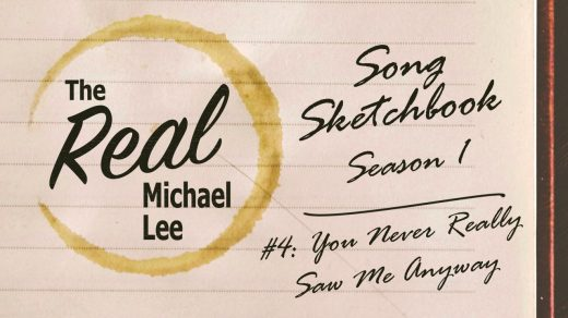 song sketchbook 4 you never really saw me anyway