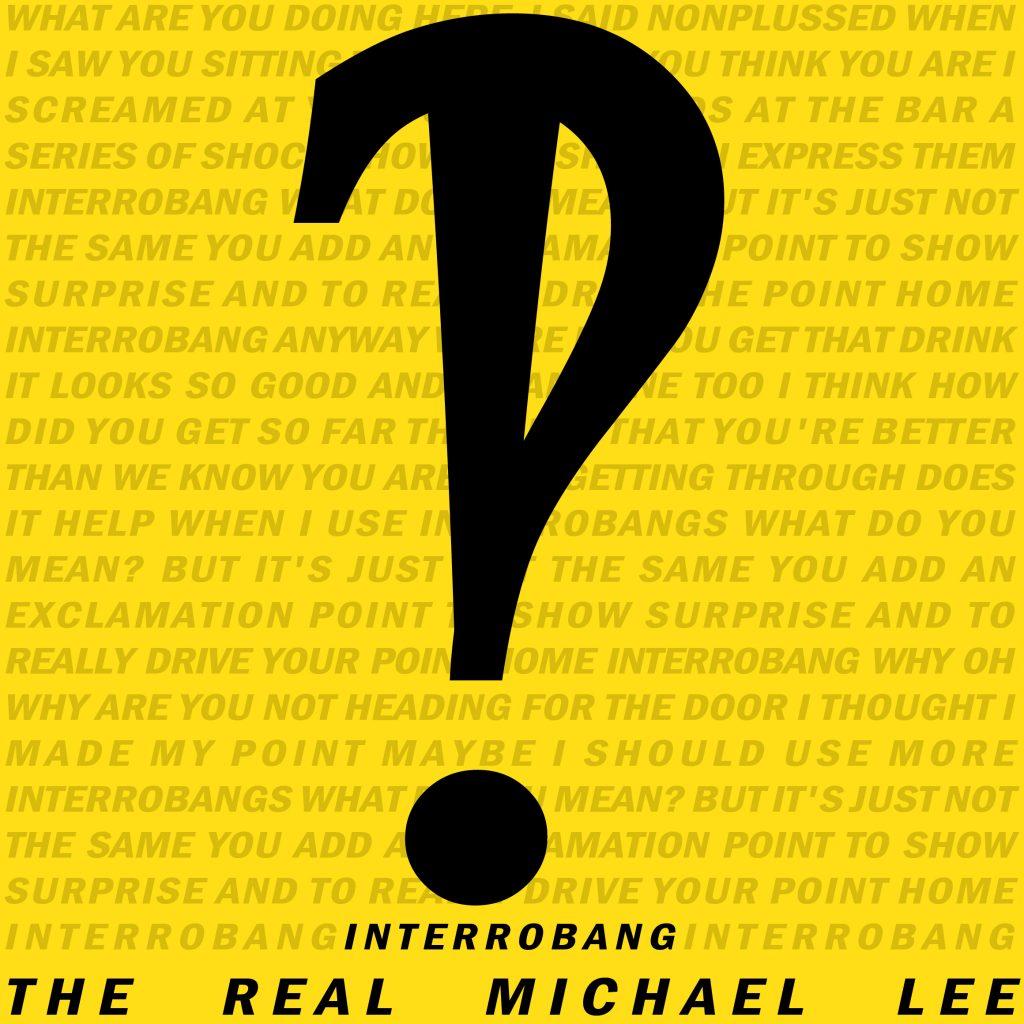Interrobang single cover
