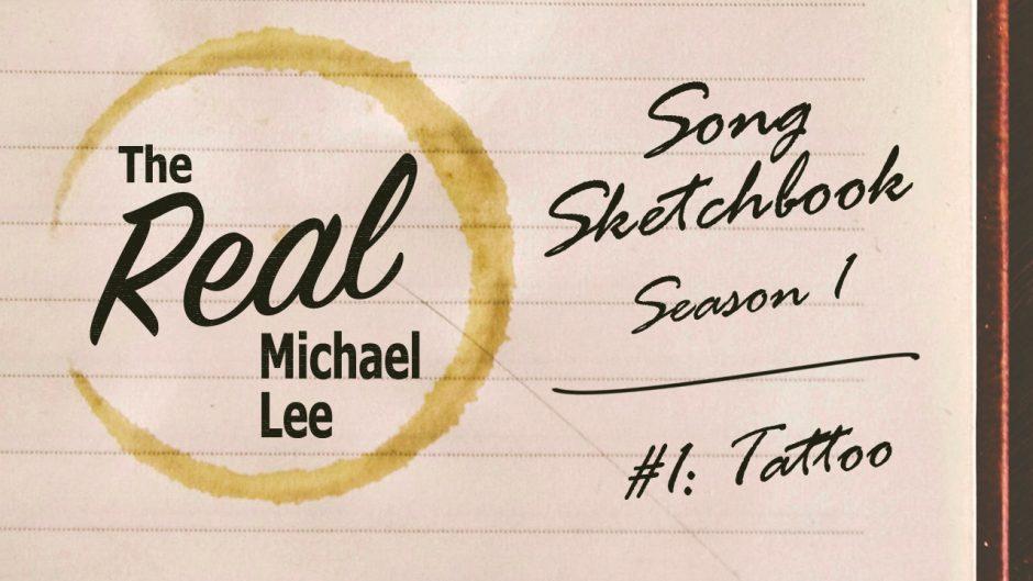 song sketchbook 1 tattoo