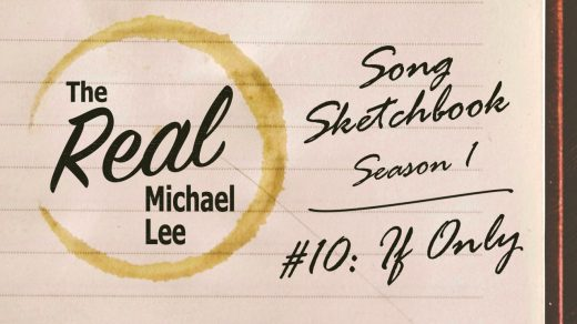 Song sketchbook #10: If Only
